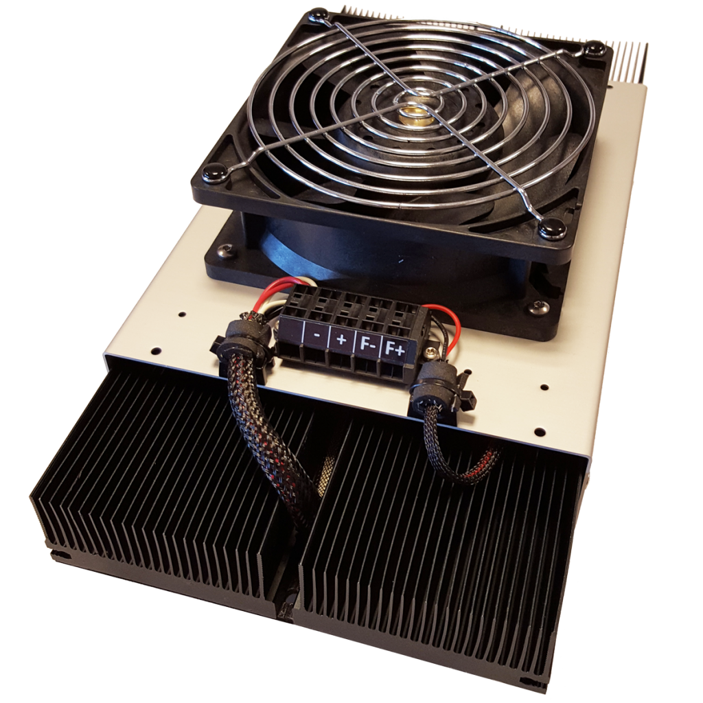 CA-160-LA-24 liquid-to-air cooler