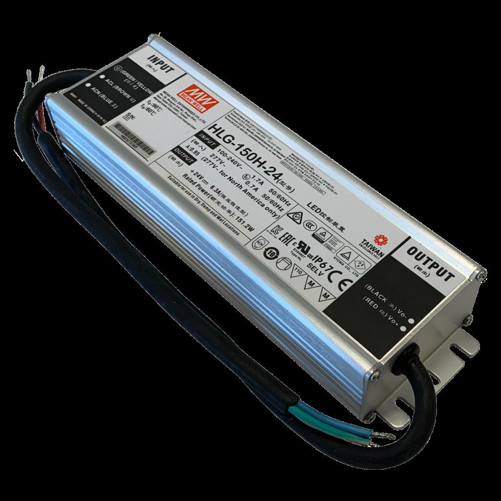 24V/150W power supply