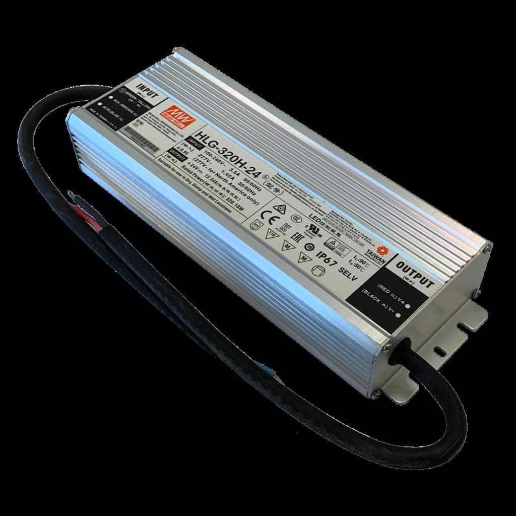320W/24VDC power supply