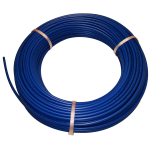 LDPE blue tube 8mm